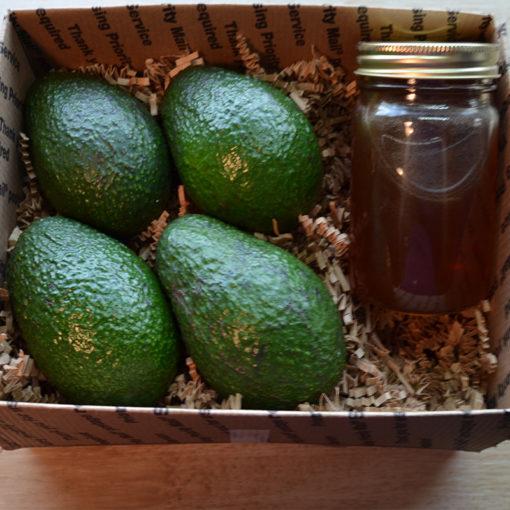 green and gold avocados honey rossi ranch avocados