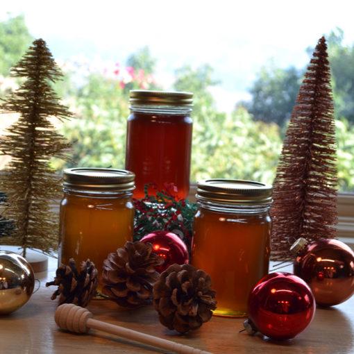 holiday honey three-pack rossi ranch avocados